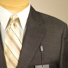 50R STEVE HARVEY Dark Brown Suit - 50 Regular Mens Suits - SH07