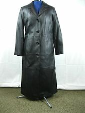 NWT CENTIGRADE Black  Genuine Leather Thermolite Fall Winter Jacket Coat SZ S