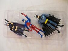 JLU JLA JSA Justice League Unlimited Huntress The Atom Batman Lot Loose