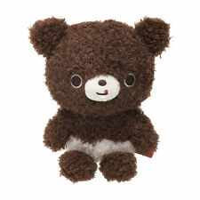 "Authentic San-X Chocopa Bear Chocolate Panda Plush 8"" Tall MP31201"