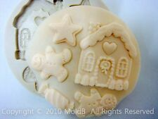 Sugarcraft Mold Mould  for Sugar Cake,Cup Cake, Clay -cooking house