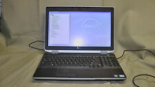 Dell Latitude E6530 Core i7 3720QM 2.6GHz/8GB /Nvidia 5200/320GB /Bcklt KB #7409