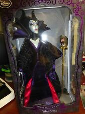 "Disney 17"" PRINCESS/VILLAIN LIMITED EDITION Doll-MALEFICENT from SLEEPING BEAUTY"