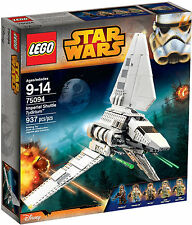 LEGO Star Wars - 75094 Imperial Shuttle Navetta con Leia & Han Solo-NUOVO & OVP
