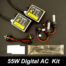 55w hid kit 55Watt ballast H1 H3 H7 H8 H9 H10 H11 HID Xenon Conversion kit 6000K