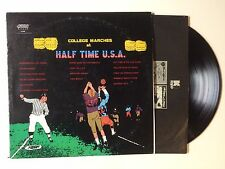 The All Star Inter Conference Band – College Marches At Half Time U.S.A. vg/vg