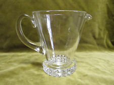 pichet cristal de saint louis mod Diamants (crystal pitcher)