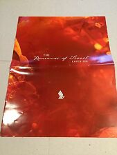 SINGAPORE AIRLINES FIRST & BUSINESS CLASS BROCHURE BOEING 777-300ER 2006 SQ