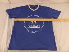 Adult Unisex Chelsea Football Established 1905 Graphic Pullover Shirt Med 32838