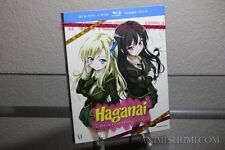 Haganai: I Don't Have Many Friends Complete Series + OVA Anime DVD+Blu-ray R1