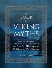 The Book of Viking Myths, NEW Book Release
