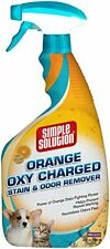 Simple Solution Orange Oxy Charged Stain and Odor Remover 32oz