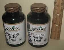 TWO, Stinging Nettle Leaf, from Swanson      240 capsules (total), 400 mg each