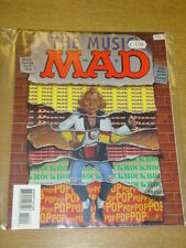 MAD SUPER SPECIAL #112 1996 APR VF EC VOLUME US MAGAZINE MUSIC COVER PUNK ROCK