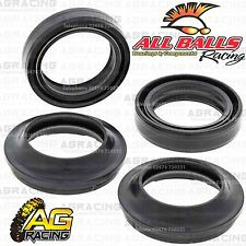 All Balls Fork Oil Seals & Dust Seals Kit For Kawasaki EX 250 Ninja 1986 86
