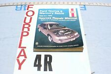 HAYNES -FORD TAURUS & MERCURY SABLE - 36074 - 1986-95 MANUAL