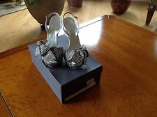 Bruno Frisoni 115 Sandals With Bow Sz 36