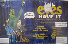 The Eyes Have It Science Experimments For Ages 8+ New in Sealed Packaging
