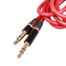 "RD 3.5mm 1/8""Audio AUX Cable Lead Cord For Sennheiser RS 170 TX-170 BT Headphone"