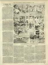 1891 Medieval Spain Ride Through Vera Of Plasencia Police Reports