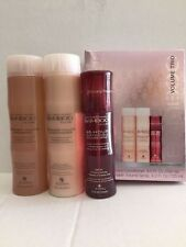 Alterna Bamboo Abundant Volume Shampoo/Conditioner/ 48 Hour Spray Trio Box