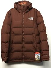 NWT The North Face Men's Fossil Ridge Parka M, Sequoia Red - CKY7 313