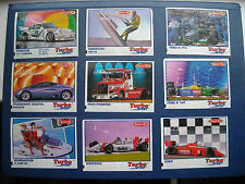 Turbo Sport 1-70 Bubble Gum Wrappers full collection