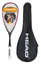 Head Nano Ti.110 titane Squash Racket rrp £ 200-now £ 39.89 plus bas prix sur ebay