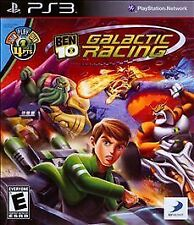 Ben 10: Galactic Racing  (Sony Playstation 3, 2011) PS3 new