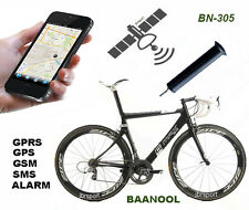 BIKE TRACKER GPS/GPRS/GSM/SMS HIDDEN REAL TIME GPS/SPY - BAANOOL BN-305