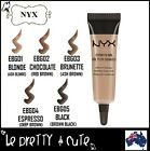 NYX WATERPROOF EYEBROW GEL EBG Blonde Chocolate Brunette Espresso Black (Pick 1)