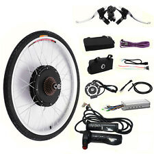"""48V1000W Hi Speed Electric Bicycle Ebike Conversion Kit For Rear Wheel Motor 26"""""""