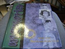 1999 Mace's Lane Middle School Yearbook Cambridge Maryland Dorchester County