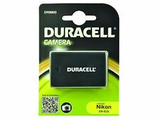 Duracell DR9900 Replacement Digital Camera Battery For Nikon EN-EL9