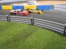 Tire barriers for your HO Slot Car Layout scenery AFX Tyco Your choice colors