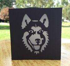 Husky Gift LED Candle Luminary Glow Box