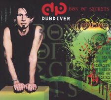 DUBDIVER = box of secrets = DRUM & BASS DUB DOWNTEMPO GROOVES !!