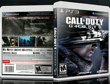 NEW - Call of Duty: Ghosts - PlayStation 3 PS3 Brand New