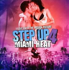 Music From the Motion Picture Step Up 4: Miami Heat by Various Artists (CD,...