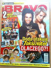 BRAVO 13/2006 Doda,Tokio Hotel,Vanilla Ninja,US5,James Blunt,Green Day,50 Cent