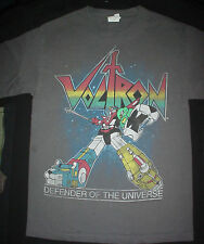 VOLTRON Defender of the Universe Classic 80's Cartoon Tv Show Small S T SHIRT