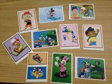 Adesivi stickers figurine PLAYHOUSE DISNEY Panini
