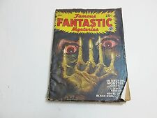 VINTAGE JUNE 1946 FAMOUS FANTASTIC MYSTERIES PULP MAGAZINE / THE UNDYING MONSTER