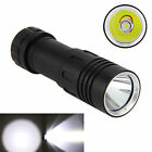 3000LM Underwater 100m Diving Scuba CREE XM-L2 LED 18650/26650 Flashlight Torch