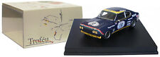Trofeu 2309 Ford Capri 2600 RS 6hr Paul Ricard 1972 - Muir/Miles 1/43 Scale