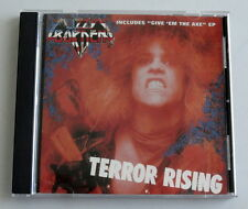Lizzy Borden - Terror Rising/Give'em The Axe (CD,1995, Metal Blade Records)