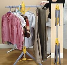 POP-UP HANG & STORE DRY CLOTHES HANGER DRYER ON DISPLAY FOR FEW DAYS FREE SHIPPI