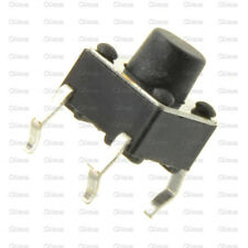 100PCS 6x6x6 mm Miniature Micro Momentary Tactile Tact Touch Push Button Switch