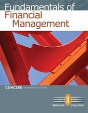 Available Titles Aplia: Fundamentals of Financial Management, Concise Edition...