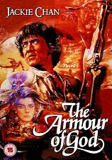 The Armour of God [Dual Format Edition - DVD & Blu ray] NEW & SEALED Jackie Chan